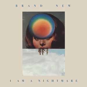I am a nightmare - brand new small