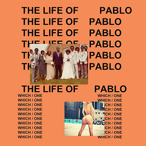Life of Pablo - Kanye West Small