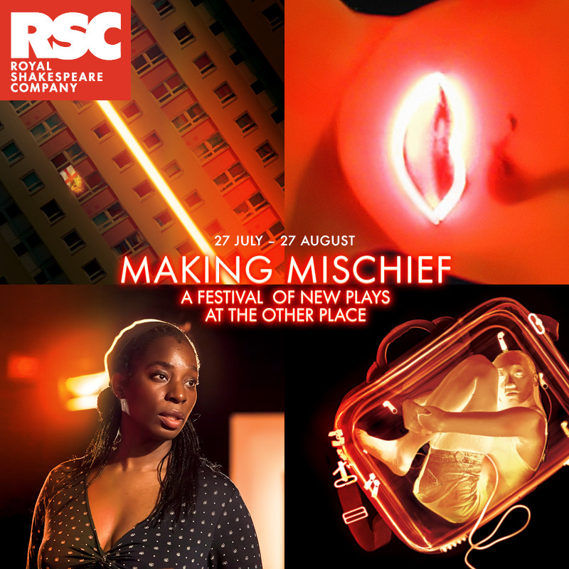 Making Mischief Festival Promotional Image_ Summer 2016_2016_Image by RSC Visual Communications _c_ RSC_192949