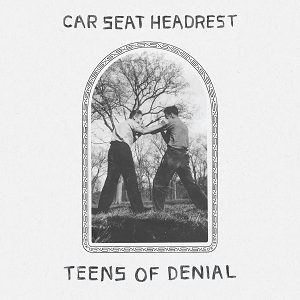 teens of denial - car seat headrest small
