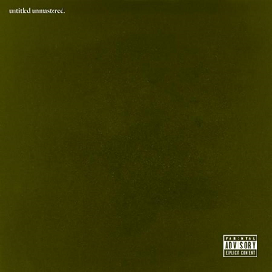 untitled unmastered - Kendrick Lamar small