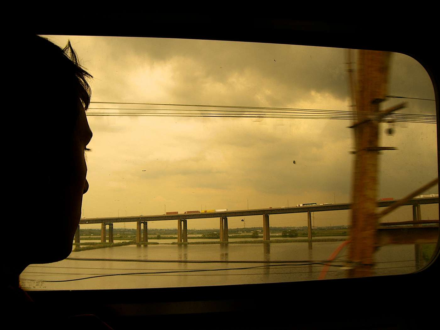 Travelling, Matt Perich
