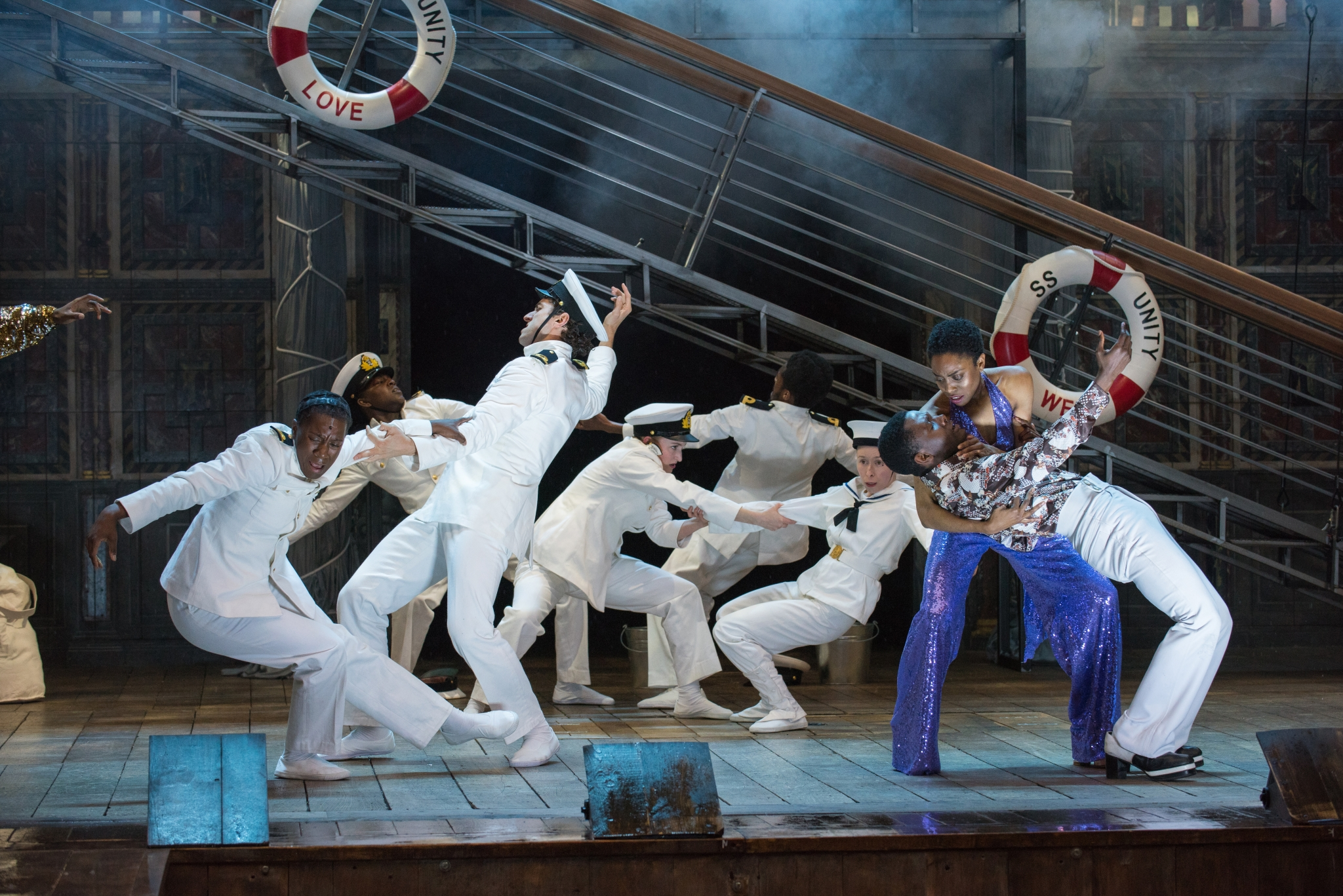Twelfth Night, Shakespeare's Globe