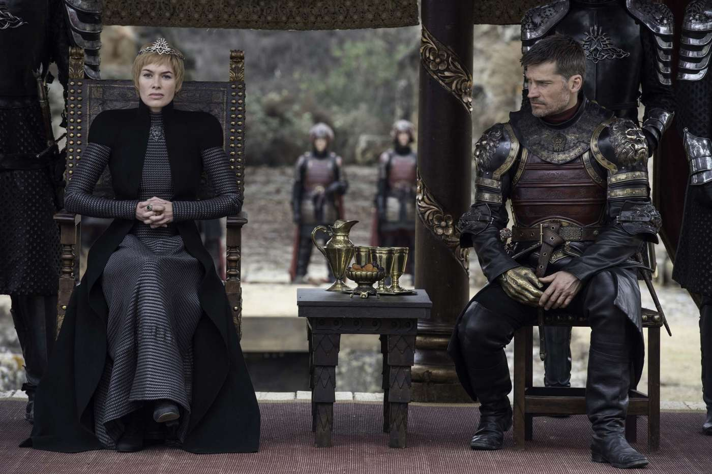Game of Thrones star reveals what Cersei really thought of Daenerys