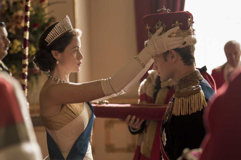 The Crown, Netflix